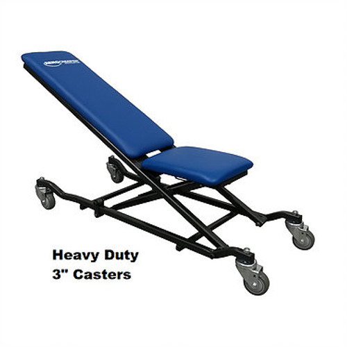 "Aerocreeper w/Heavy Duty 3"" TPU Casters - AC1001-HD3"