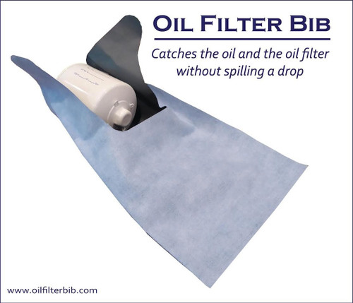 Oil Filter Bib - 3 Pack