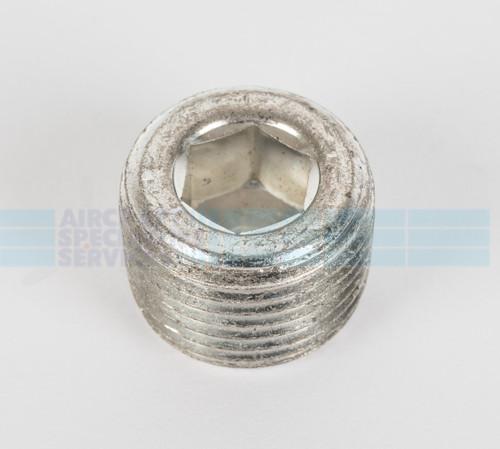 Plug .375-18 NPT Allen Head - MS49005-6Z