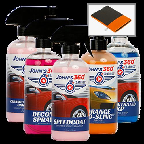DIY Bundle - Johns 360 Kit