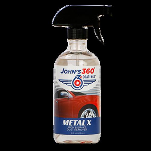 Metal X - Brake Dust Remover