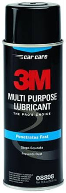 3M Multi Purpose Spray Lubricant - 08898