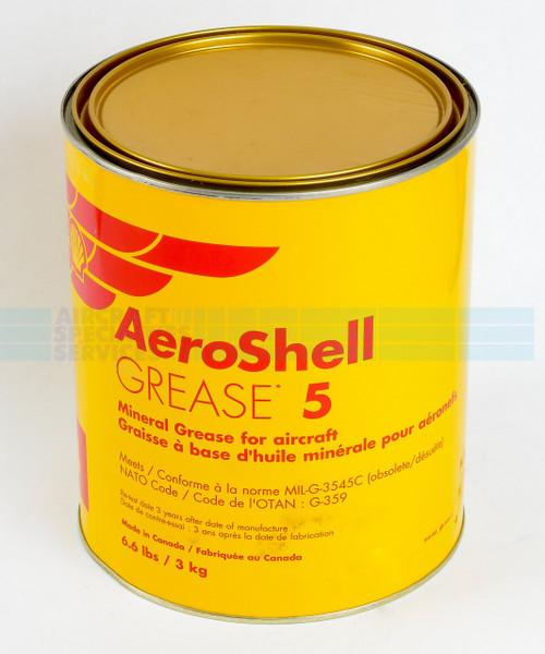 Aeroshell Grease - #5Grease-6.6lb