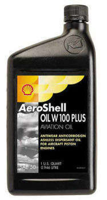 Aeroshell Engine Oil - W100 PLUS