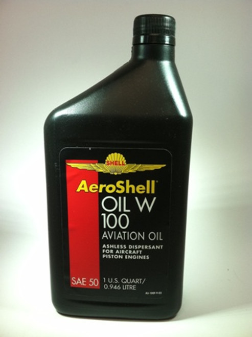 Aeroshell Engine Oil - 100W