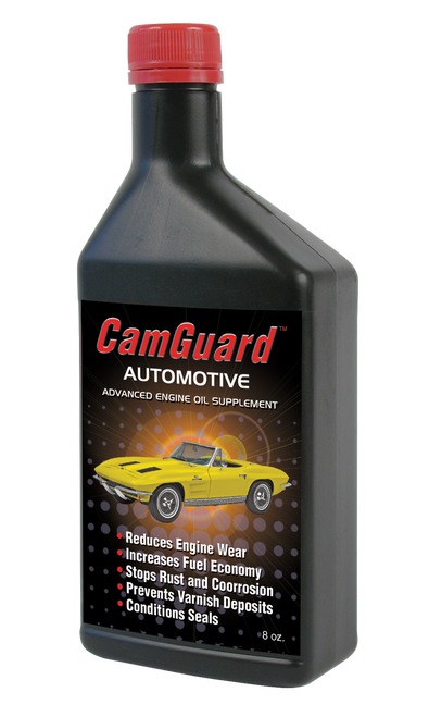 ASL Oil Additive (Auto) 8oz - CamGuard-Auto