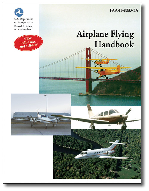 Airplane Flying Handbook - ASA-8083-3A