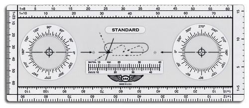 Instrument Chart Plotter - ASA-CP-IFR-2
