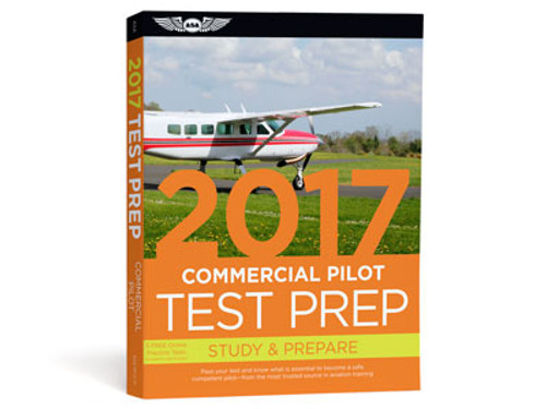Test Prep 2017 Series - Commercial Pilot - ASA-TP-C-17