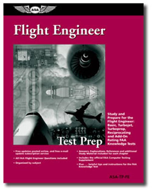 Test Prep Series - Flight Engineer - ASA-TP-FE