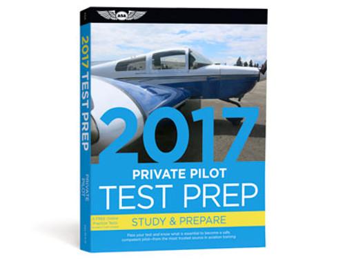 Test Prep 2017 Series - Private Pilot - ASA-TP-P-17