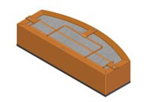 Brackett BA-2110 Filter Assembly