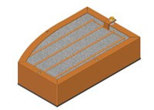 Brackett BA-2205R Element - For Filter Assembly BA-2210R