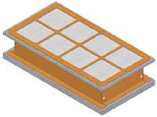 Brackett BA-2405 Element - For Filter Assembly BA-2410