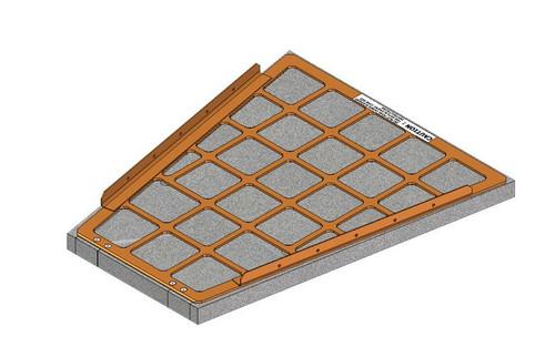 Brackett BA-2705 Element - For Filter Assembly BA-2710
