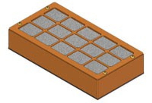 Brackett BA-3505 Element - For Filter Assembly BA-3510