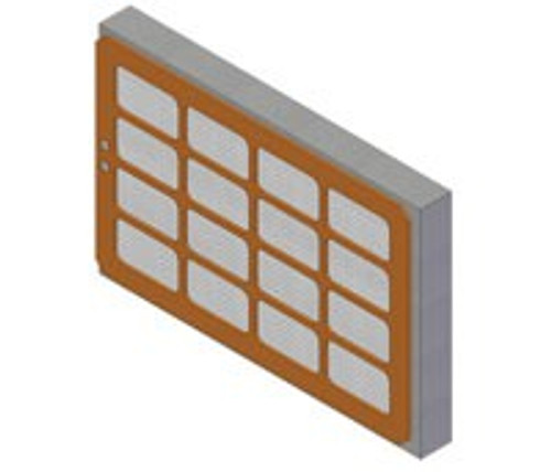 Brackett BA-3905 Element - For Filter Assembly BA-3910