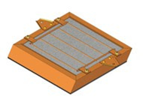 Brackett BA-5705 Element - For Filter Assembly BA-5710