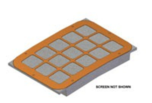 Brackett BA-6305 Element - For Filter Assembly BA-6310