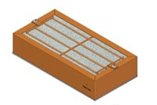 Brackett BA-7112 Element - For Filter Assembly BA-7110, BA-7210, BA-7410