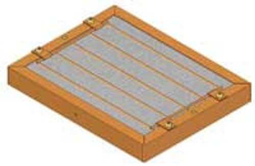 Brackett BA-8005 Element - For Filter Assembly BA-8010