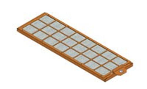 Brackett BA-8305 Element - For Filter Assembly BA-8310