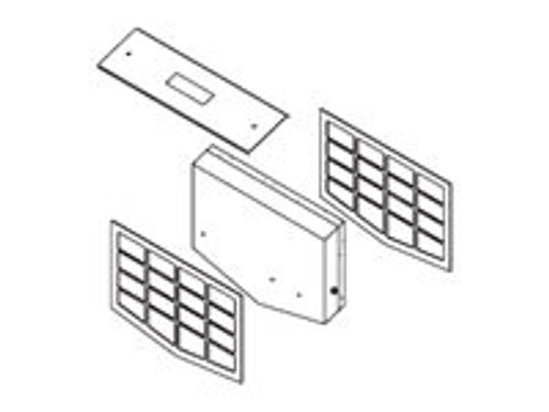 Brackett BA-8405 Element - For Filter Assembly BA-8410