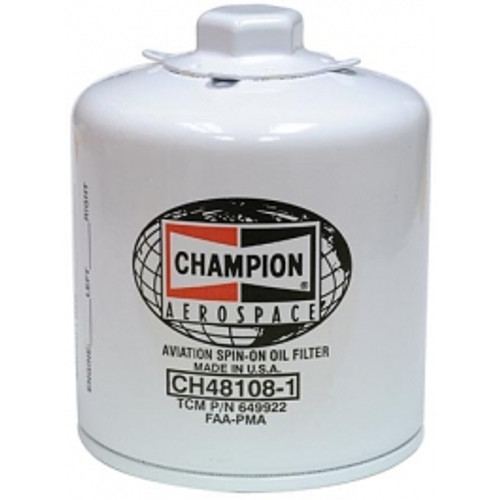 Champion Spin-On Oil Filter - CH48108-1