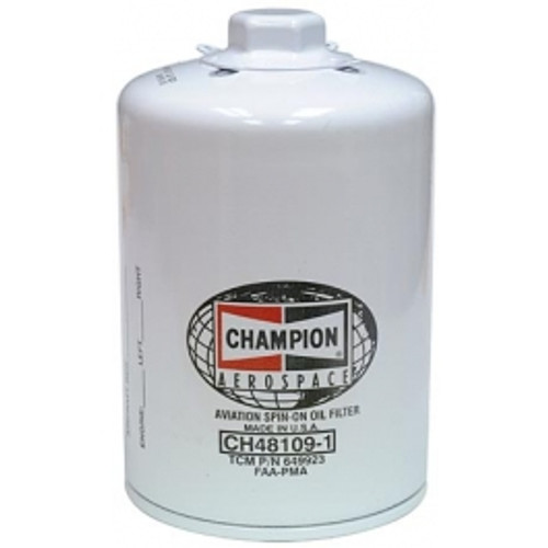 Champion Spin-On Oil Filter - CH48109-1