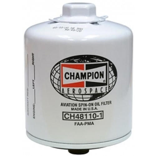 Champion Spin-On Oil Filter - CH48110-1