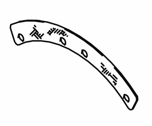 Cleveland Shim Insulator - 068-01100