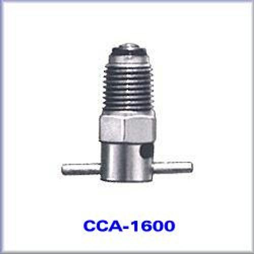 "1/4"" NPT Brass Fuel Drain - CCA-1600"
