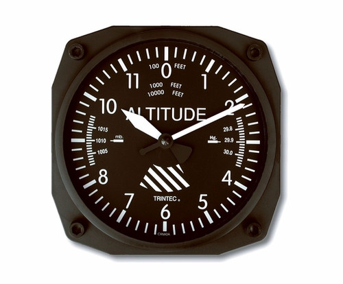 Altimeter Wall Clock - 9060