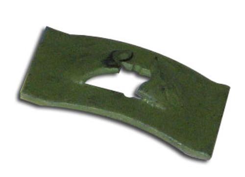 Flat Nut, Size 6 (25 per pack) - A1777-6Z-1