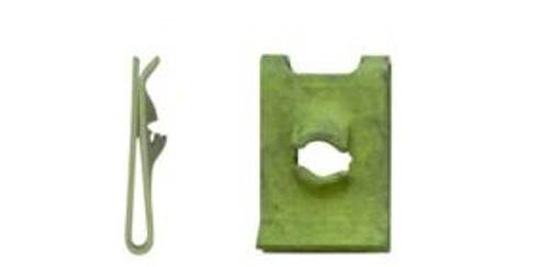 Clip Nut, Size 8 (25 per pack) - A1787-8Z-1