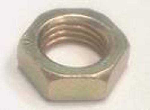 Thin Check Nut Plain 9/16-18 - AN316-9R, Sold Each