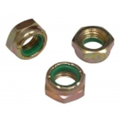 Half Lock Nuts 4-40 (50 per pack) - AN364-440