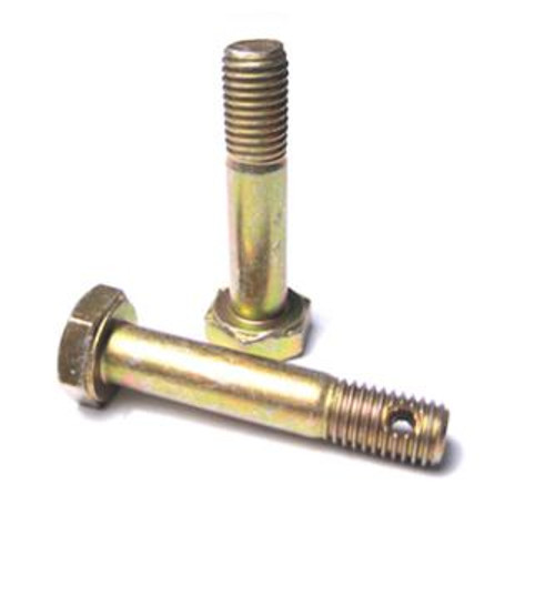 """AN4 Bolt Drilled Shank, Grip Length 3/16"""", Nominal Length 21/32"""", (5 per pack) - AN4-5 (Not Actual Picture)"""