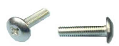 Machine Screw, Length 3/8, Thread Size 4-40 (50 per pack) - AN526-440R6