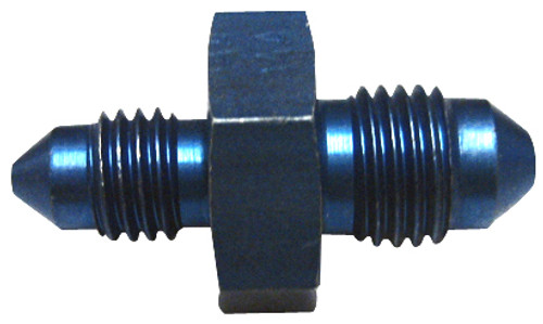 Reducer, External Thread, Aluminum, Thread size from 1/4 - 1/8 - AN919-1D