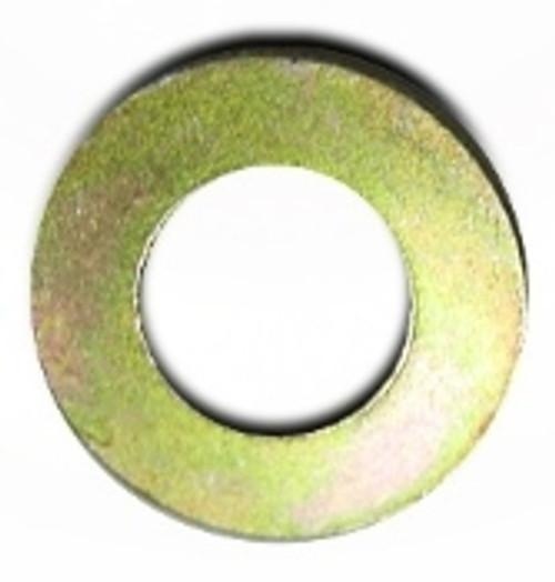 Flat Washer 1/4, OD .500, ID 0.265, Thickness .032 Light Series, (100 per pack) - AN960-416L