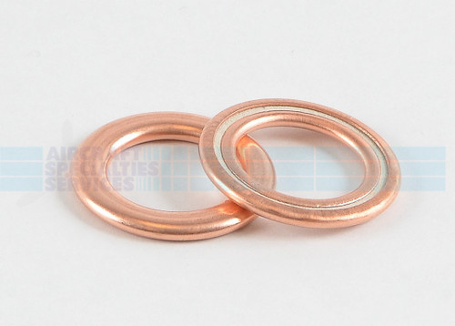 Copper Gasket (Crush Washer) - MS35769-12