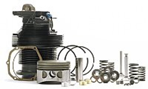 Cylinder Piston & Ring Assy Kit, HIO360 Wide Deck- Lycoming - 05K21124