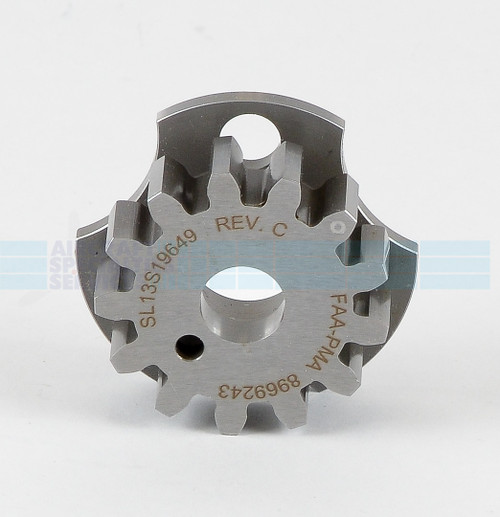 """Gear - Crankshaft, 1/2"""" Bolt Hole - 13S19649"""