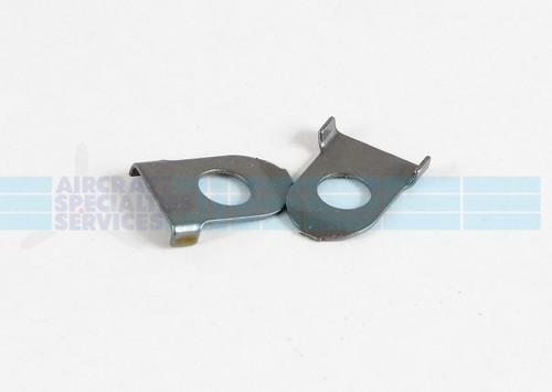 New Lycoming wide deck pushrod tube shroud lockplate p//n LW-12272