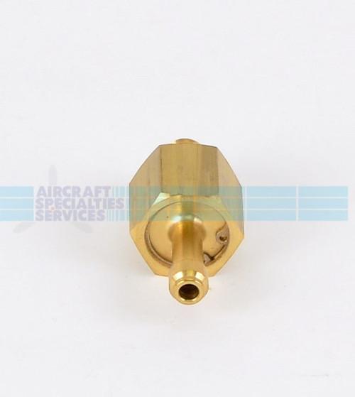 Adapter Assy-Fuel Drain Valve - LW-13807