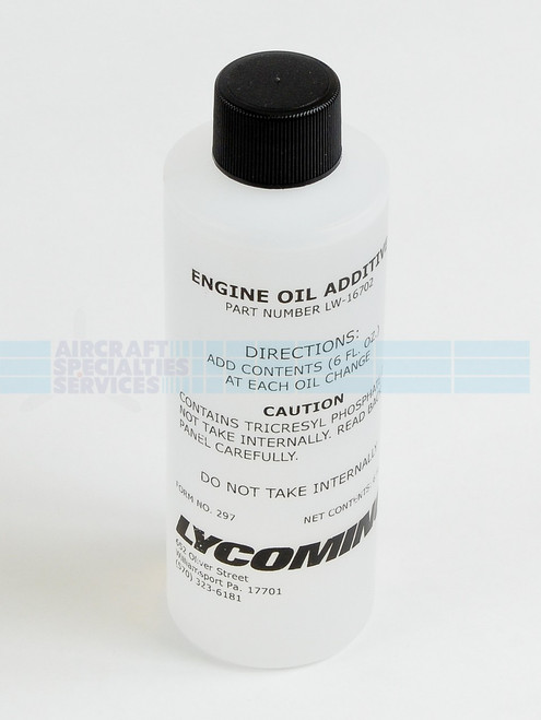 Oil Additive  6 oz. - LW-16702