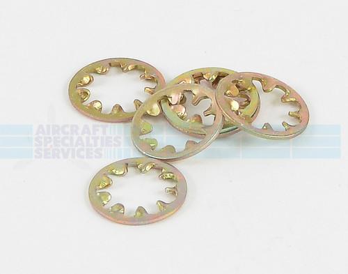 Washer .250 Lock Int. Teeth - STD-160