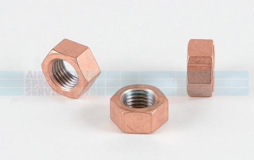 Nut - .4375-20 Plain - STD-2106, Sold Each