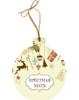 Russian Godmother Acrylic Christmas Ornament
